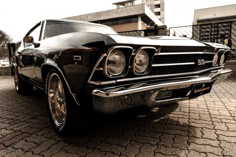 1969 Chevrolet Chevelle SS 2