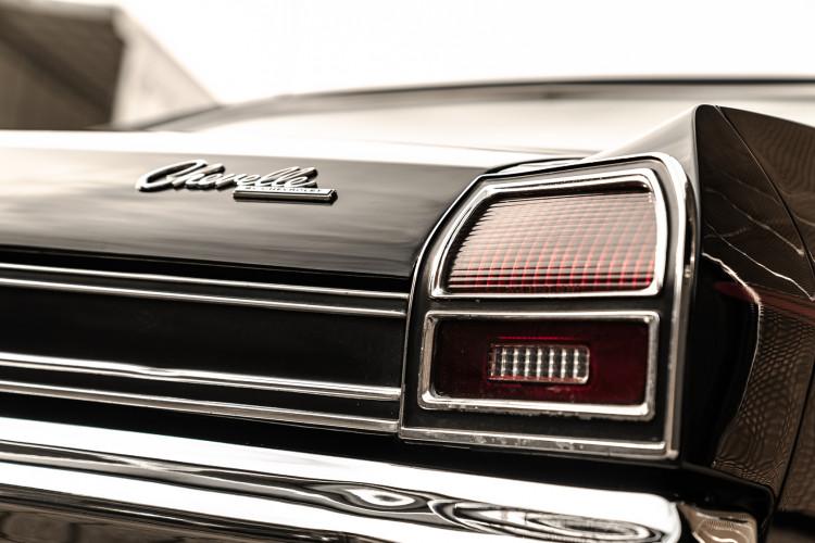 1969 Chevrolet Chevelle SS 21