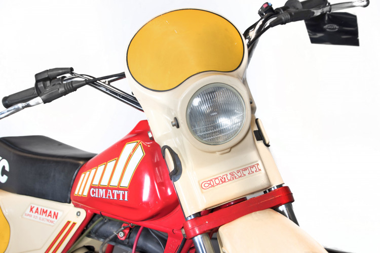 1982 Cimatti Kaiman X21  11