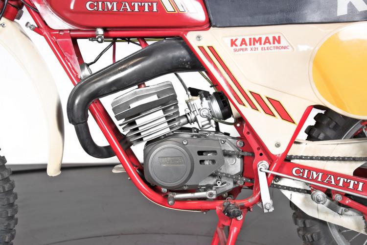 1982 Cimatti Kaiman X21  4