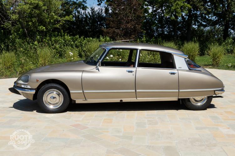 1972 Citroen DS23 Pallas 1