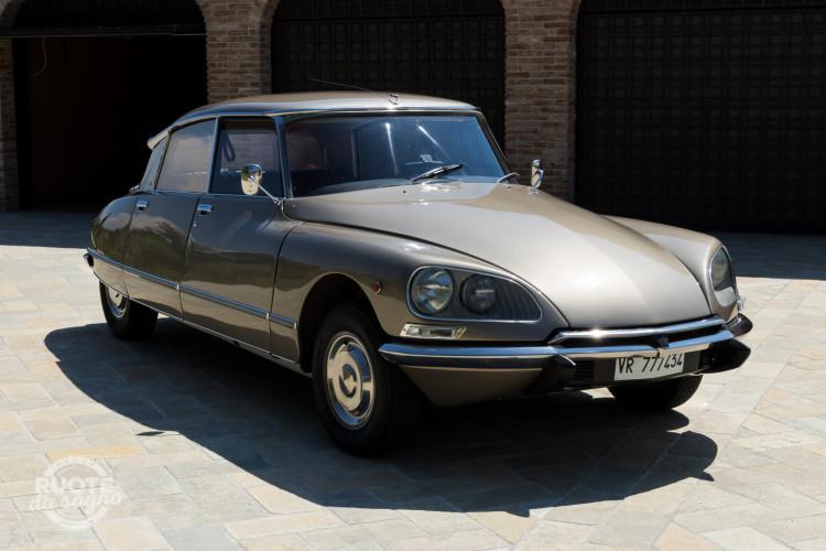 1972 Citroen DS23 Pallas 5