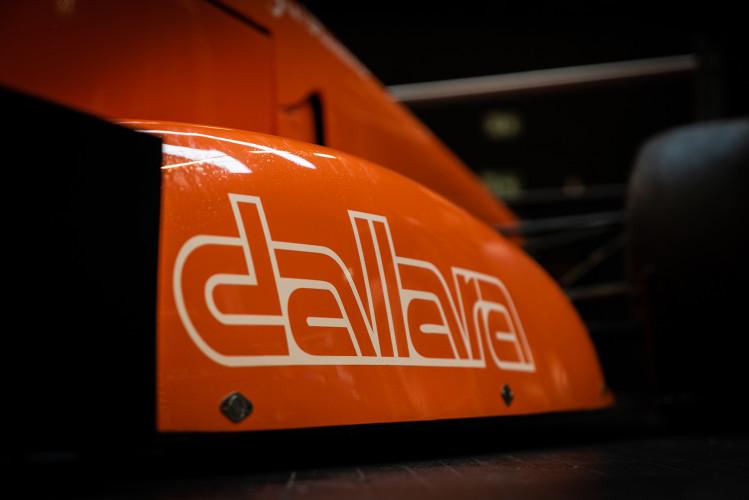 1991 Dallara Alfa Romeo Tipo 391 4