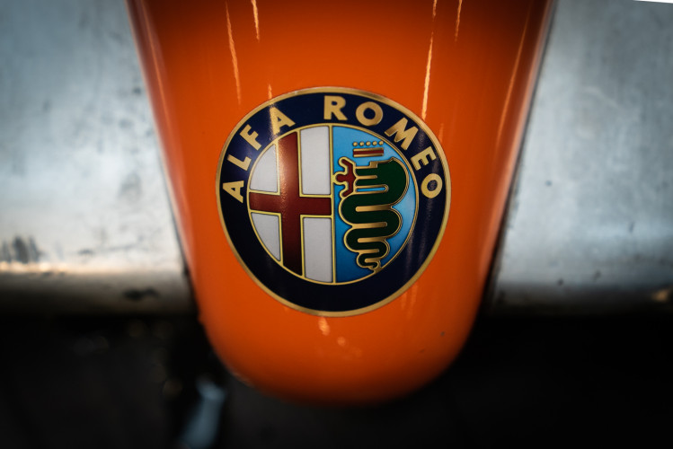 1991 Dallara Alfa Romeo Tipo 391 5