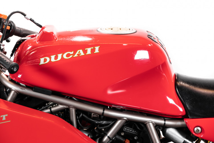 1993 Ducati 350 SS SuperSport 10