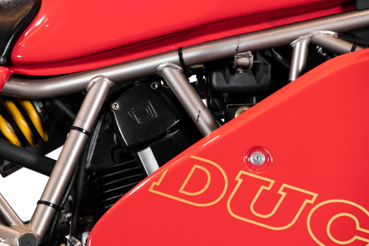1993 Ducati 350 SS SuperSport 13