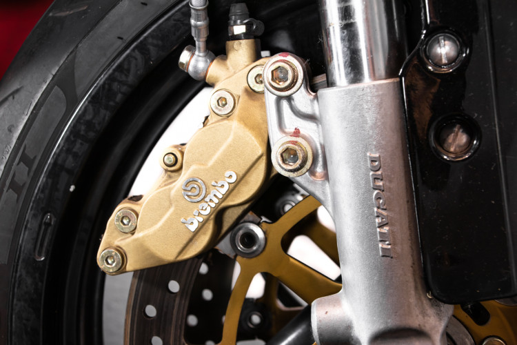 1993 Ducati 350 SS SuperSport 17