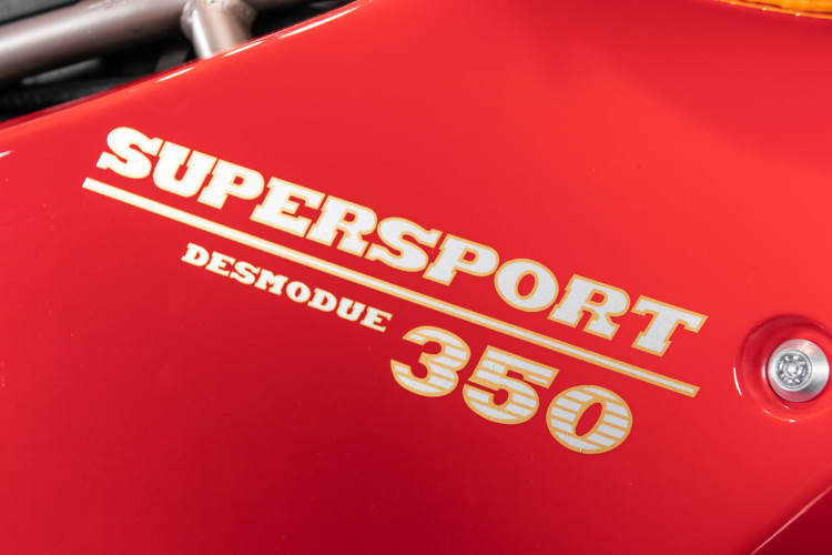 1993 Ducati 350 SS SuperSport 19