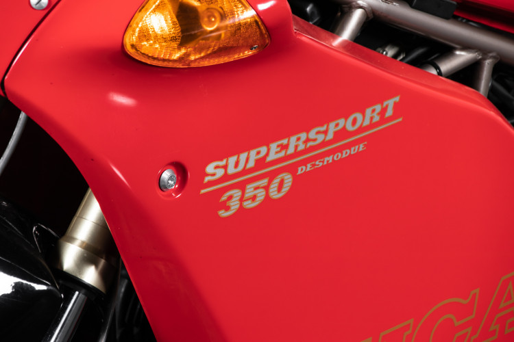 1993 Ducati 350 SS SuperSport 5