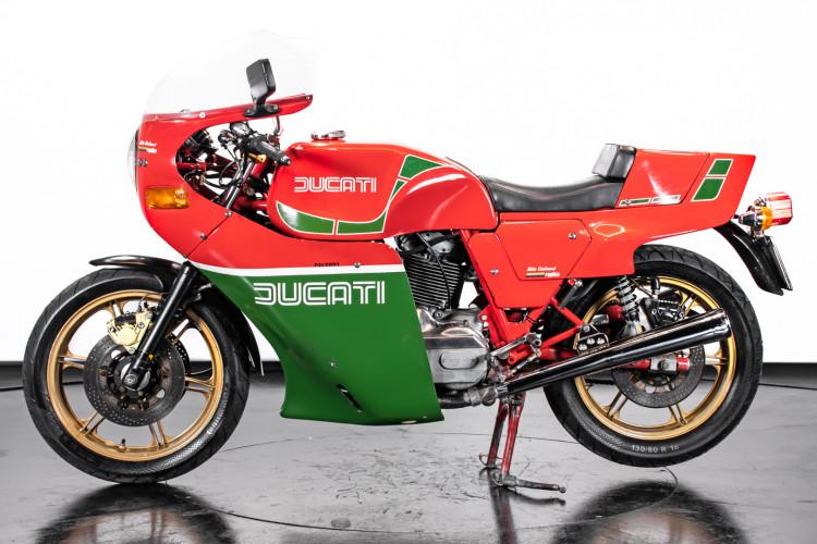1983 Ducati 900 Mike Hailwood Replica 0