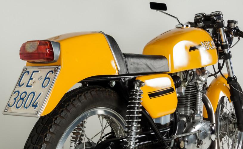 1974 Ducati Desmo 350 8