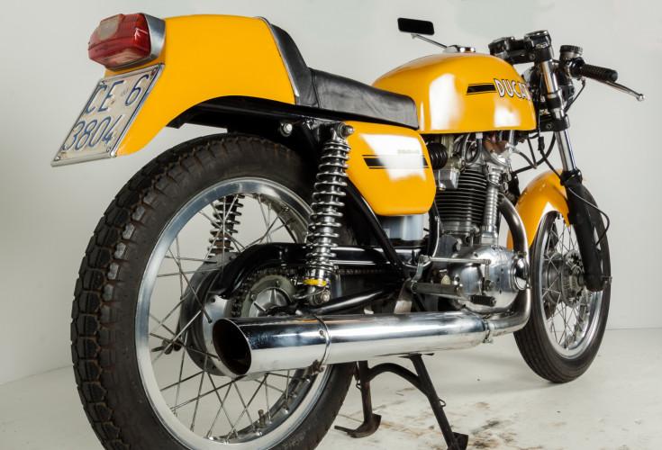 1974 Ducati Desmo 350 10