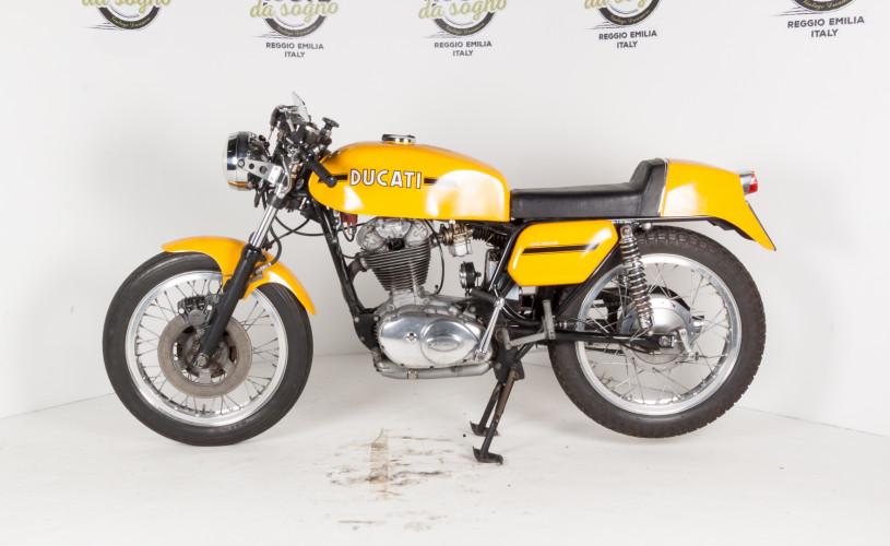 1974 Ducati Desmo 350 1