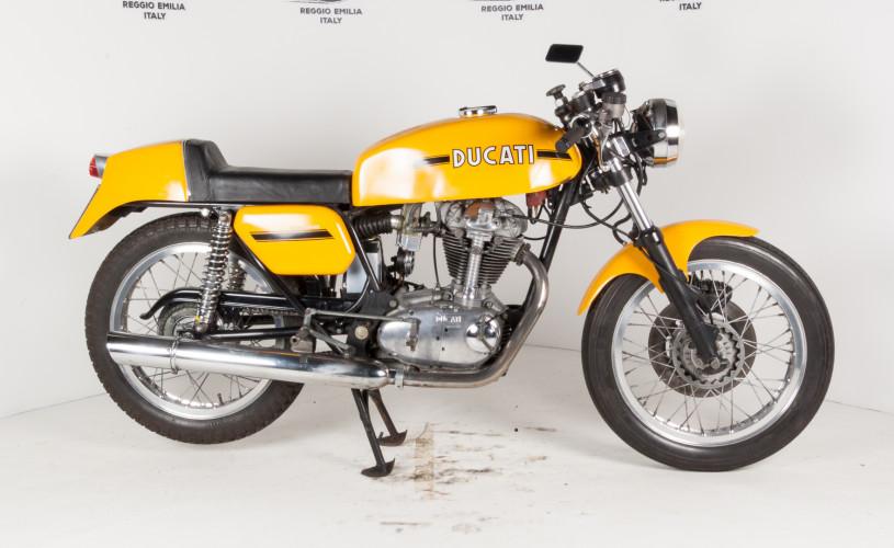 1974 Ducati Desmo 350 5