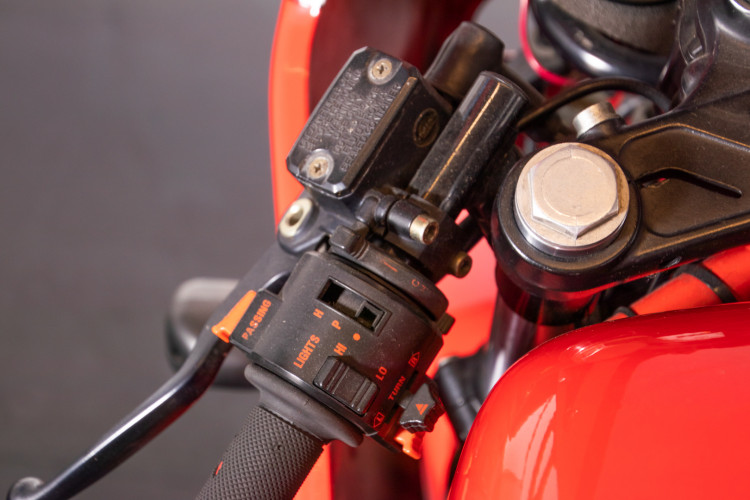1989 Ducati 820 MAGNESIO PROTOT. 11