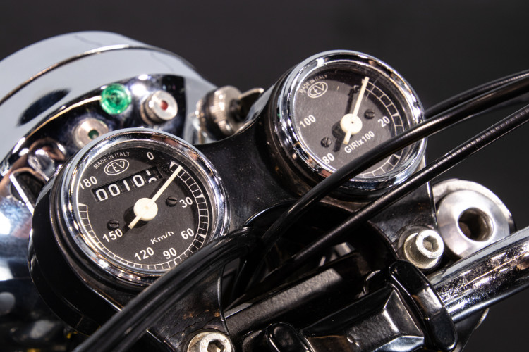 1975 Ducati Scrambler 350 14