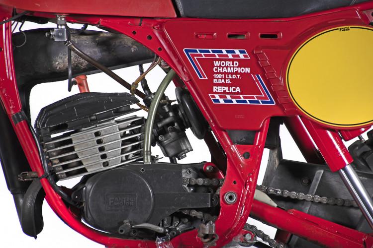 1982 FANTIC MOTOR TX 150 9