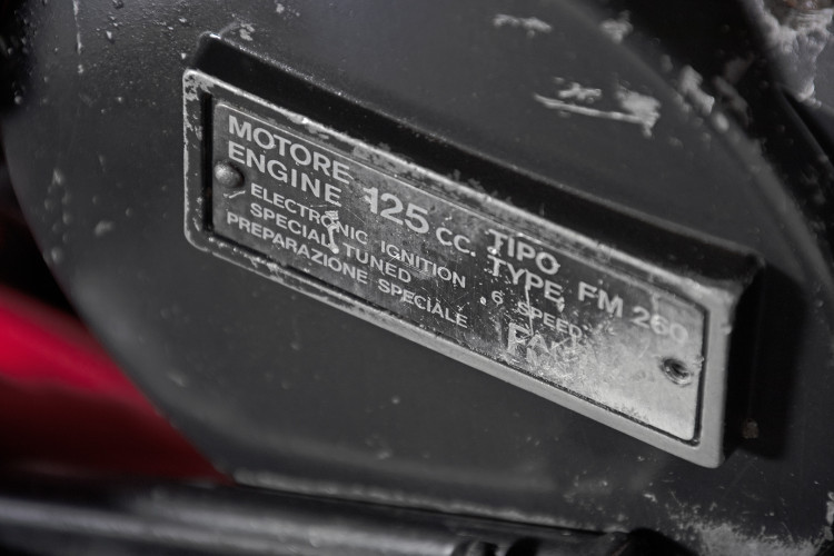 1982 FANTIC MOTOR TX 150 21