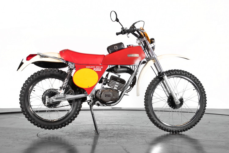 1978 FANTIC MOTOR TX 190 2