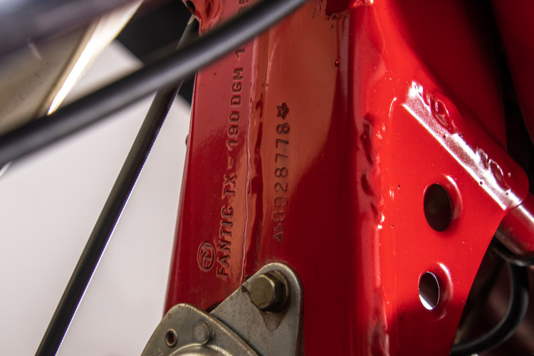 2000 FANTIC MOTOR TX 190 13