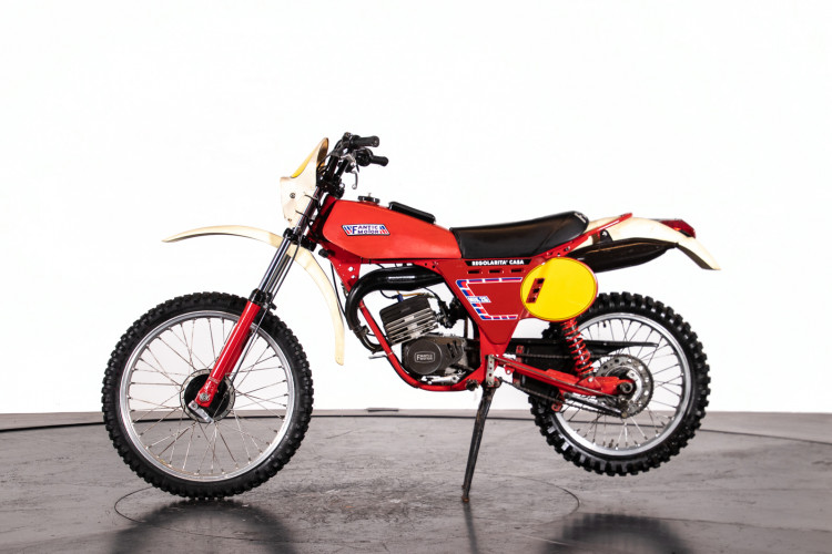2000 FANTIC MOTOR TX 190 0