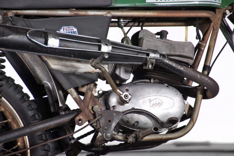 1971 FANTIC MOTOR CABALLERO 100 CROSS TX92 24