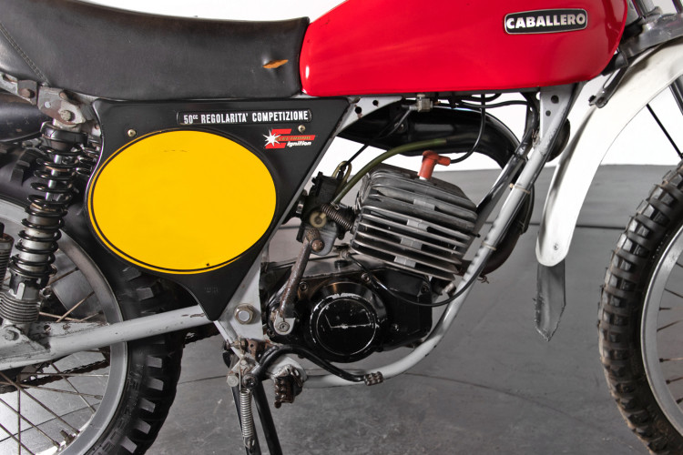 1976 FANTIC MOTOR TX 160 9