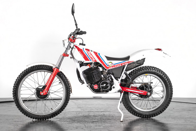 1988 FANTIC MOTOR 450 0