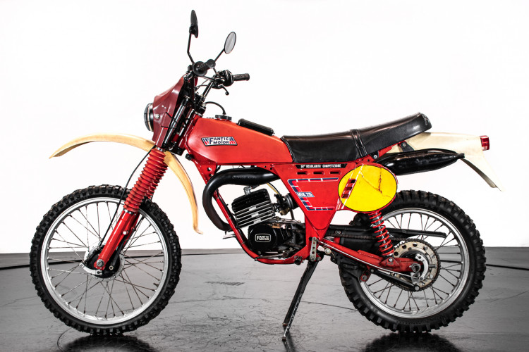 1980 Fantic Motor Caballero 50 TX 160 0