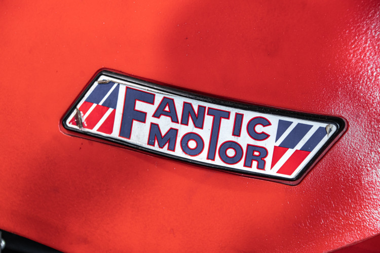 1980 Fantic Motor Caballero 50 TX 160 7