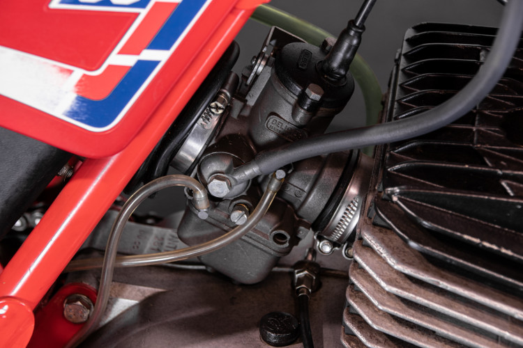 1982 Fantic Motor Caballero 75 Regolarità Competizione 281 8