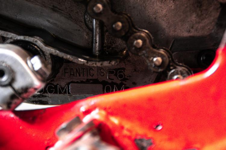1980 Fantic Motor Caballero 50 Super 6M TX 190 18