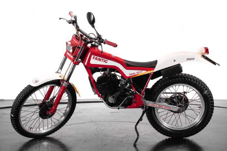 1986 Fantic Motor Trial 125 Professional 237 0
