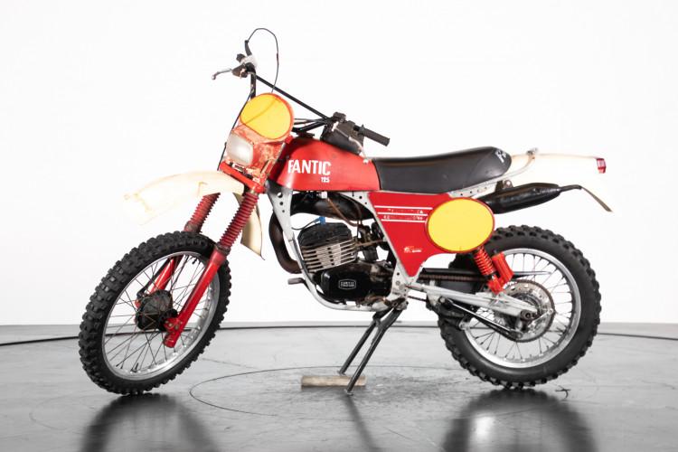 1981 FANTIC MOTOR 125 REGOLARITà COMPETIZIONE 10