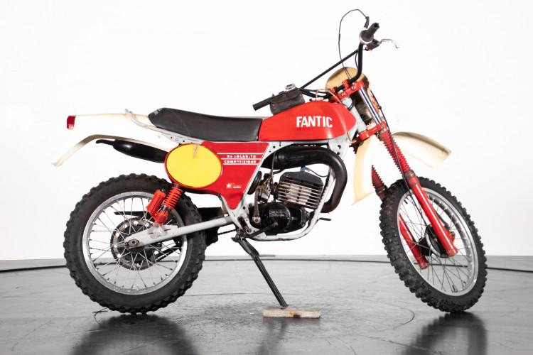 1981 FANTIC MOTOR 125 REGOLARITà COMPETIZIONE 1