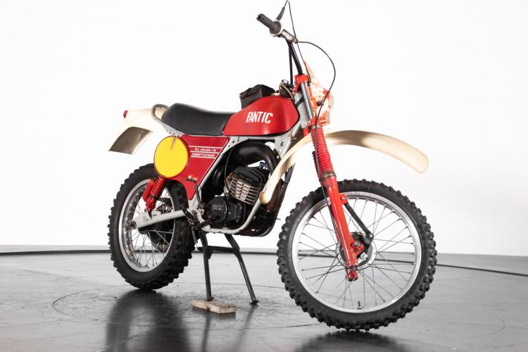 1981 FANTIC MOTOR 125 REGOLARITà COMPETIZIONE 7