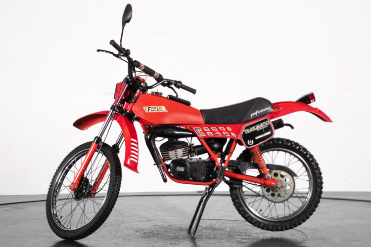 1982 FANTIC MOTOR 2B3 TRAILMATIC 8