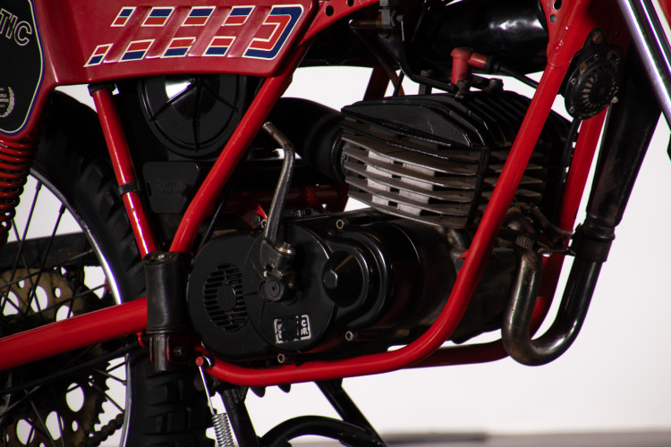 1982 FANTIC MOTOR 2B3 TRAILMATIC 5