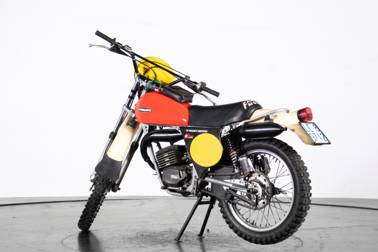 1982 FANTIC MOTOR TX 160 10