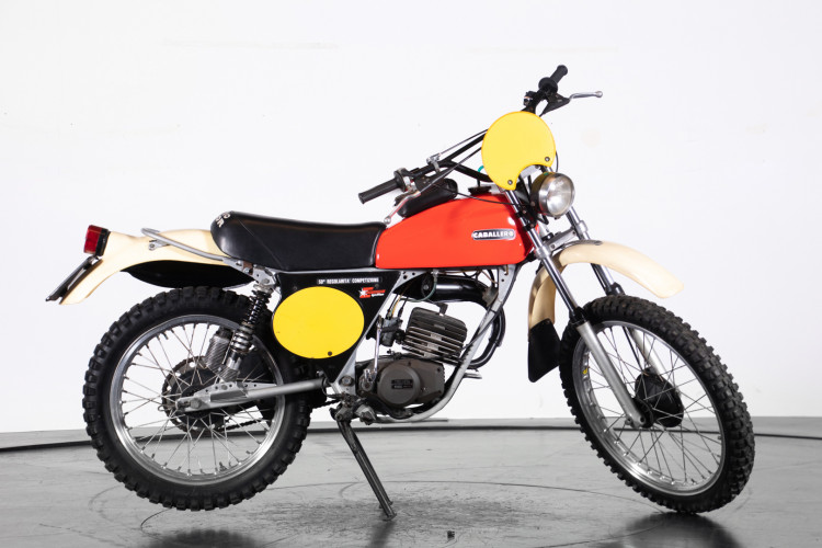 1982 FANTIC MOTOR TX 160 1