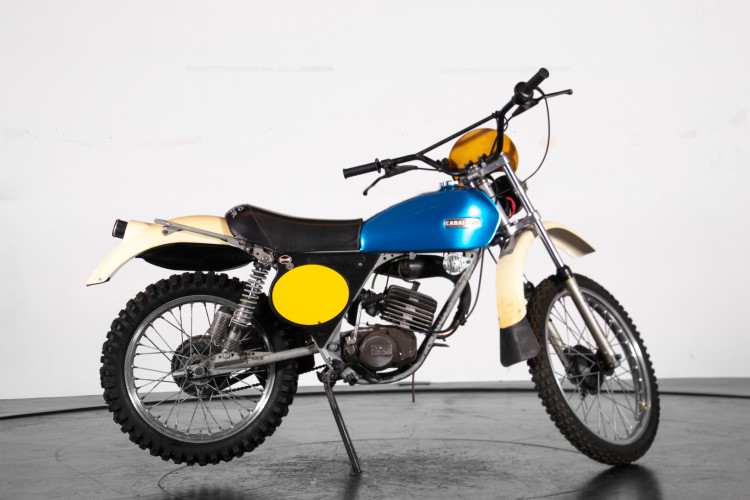 1977 FANTIC MOTOR TX 190 4