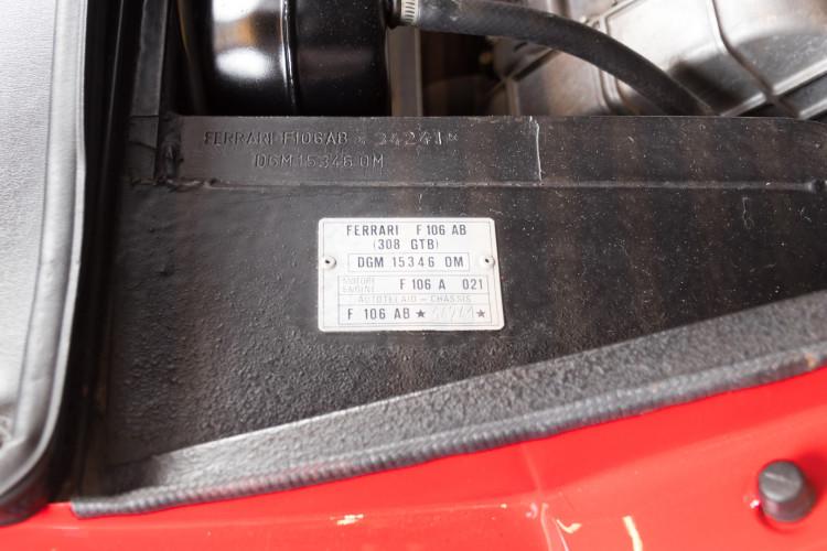 "1980 Ferrari 308 GTB ""Carter Secco"" 28"
