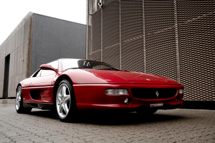 1998 Ferrari F 355 Berlinetta F1 0
