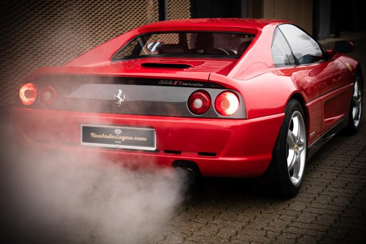 1998 Ferrari F 355 Berlinetta F1 3