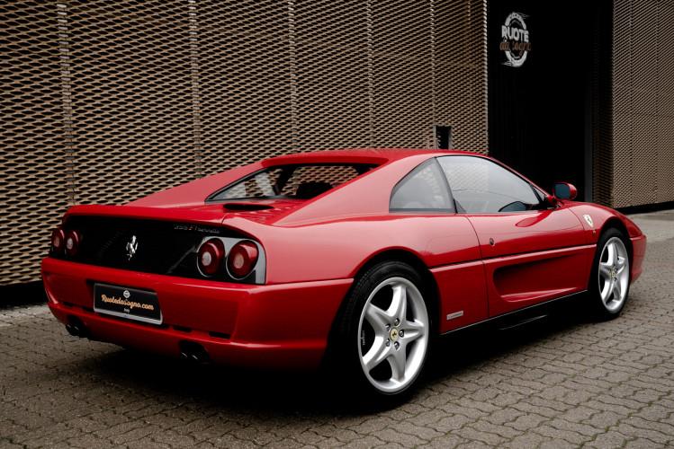 1998 Ferrari F 355 Berlinetta F1 23