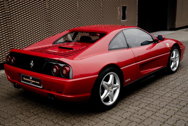 1998 Ferrari F 355 Berlinetta F1 22