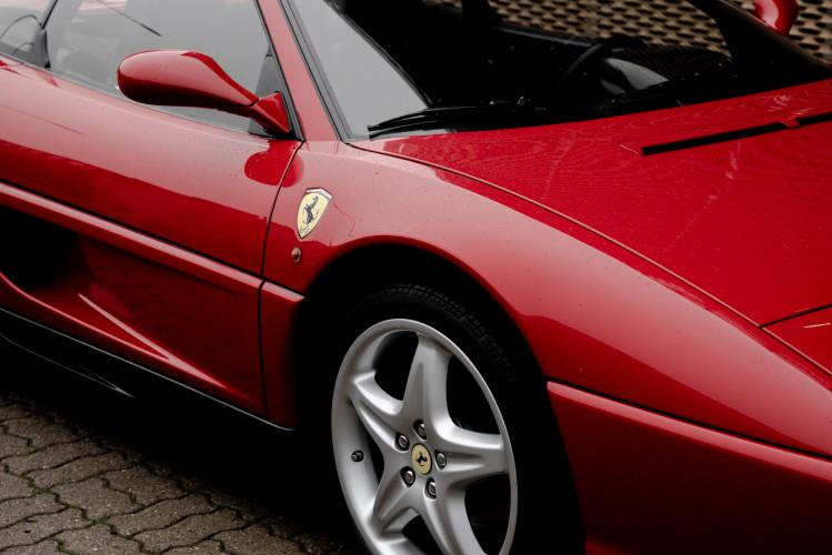 1998 Ferrari F 355 Berlinetta F1 19