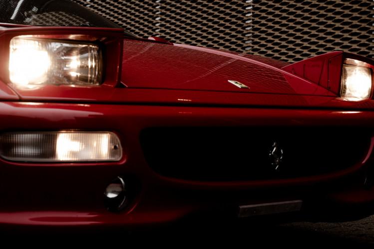 1998 Ferrari F 355 Berlinetta F1 18