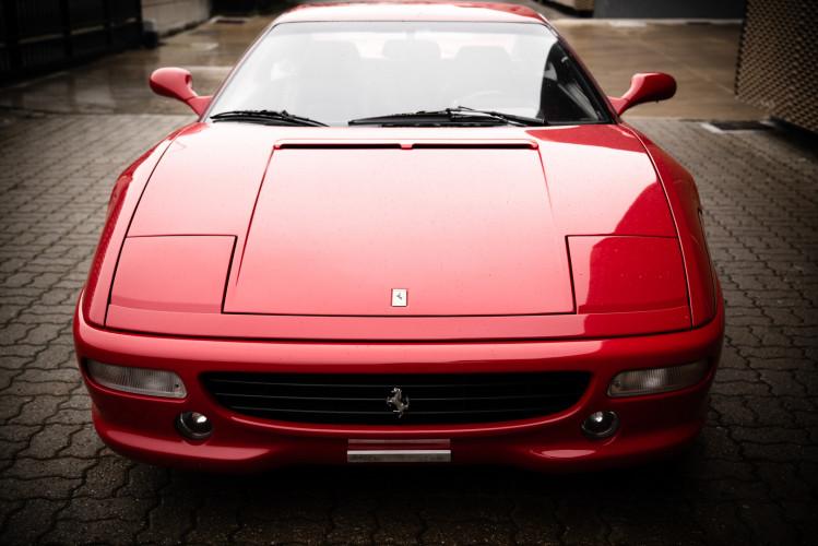 1998 Ferrari F 355 Berlinetta F1 10