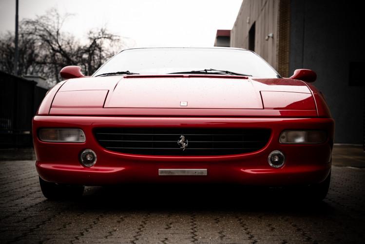 1998 Ferrari F 355 Berlinetta F1 8